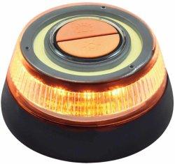 Luz estroboscópica de emergência LED, carro na estrada fachos de Intermitência do testemunho de segurança com suporte do interruptor automático magnético para o carro elevador, piscina, passeios de barco, à prova de SUV