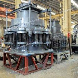 При обработке минерального сырья оборудование Gold дробилка для породы 2 футов Pyb 600 Мини пружины конусная дробилка для продажи