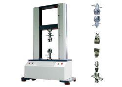 A força de compressão elástica universal do equipamento de teste para o papel de metal de couro