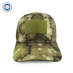 Impresión de camuflaje Digital Gorras Gorros gorros sombrero de Hip-Hop de velcro.