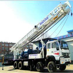 高品質の販売のためのトラックによって取付けられる井戸の掘削装置