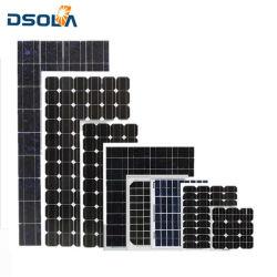 Subastas en línea Dsola Nueva Energía del Panel Solar monocristalino de 250W