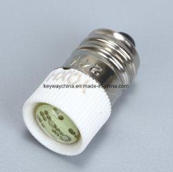 E gründete Miniatur-Birnen der Serien-LED
