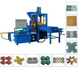 Df 3-20 Pavimentadora de cimento máquina para fazer blocos / cor de tijolo Pavimentadoras máquinas de produção