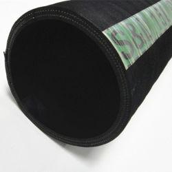 De Slang/de Pijp van de Zuiging van het water met de Van een flens voorzien RubberSlang van de Zuiging en van de Lossing