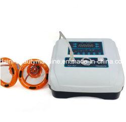 Potenciador de mamas aumento de mamas eléctrico masajeador Terapia con bomba de vacío Máquina con ventosas