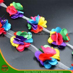 Hans nouvelle mode Eco Friendly six couleurs des fleurs de Satin pour la décoration