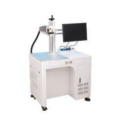 Focuslaser 섬유 Laser 표하기 기계 20W 포일 조각 섬유 Laser 응용