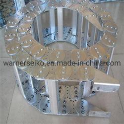 Máquina CNC personalizado vía eléctrica de la cadena de arrastre Carrier