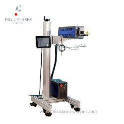 Focuslaser CO2 Laser-Markierungs-Maschinen-Laser-Optik-Laser-Schnitt konzipiert Holz