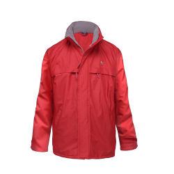 OEM 주문 남자의 작업복 겨울 보호 기업 방수 승진 스포츠용 잠바는 Parka 재킷을 입힌다