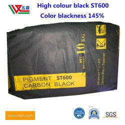 高い顔料のカーボンブラックSt600のWater-Basedカラーのり、低い吸油量値、よい流動率のための特別な目的