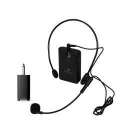 Портативные беспроводные УВЧ талии повешены микрофон для преподавателя /Traning /Совещания