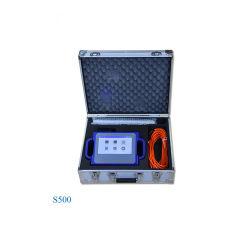 S500 de alta precisión Broca ajustable y detector de agua subterránea