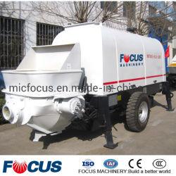 60m3/H kleine Diesel Concrete Pomp voor Verkoop