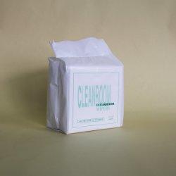 """6""""x6"""" de Celulose e poliéster panos de limpeza de sala limpa No-Woven gratuito para remoção de pó"""