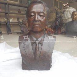 Het Patina van de Oppervlakte van het Standbeeld van het Brons van de mislukking zoals Herdenkings