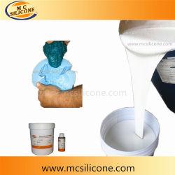 ポリエステル樹脂Mold&Casting MSDSのための適用範囲が広いシリコーンゴムは証明した