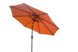 ombrello chiaro del giardino di 10FT LED solare