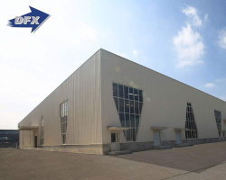 La Chine large Span Lowes Structure en acier préfabriqués Salle de Gym Sports de Bâtiment polyvalent