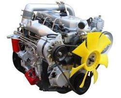 4 Cilindros 4 Curso de Água de Resfriamento do Motor Diesel de caminhões Isuzu (4BD1T)
