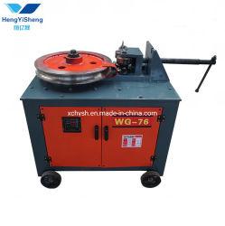 Elektrische hydraulische vierkantsbuigmachine, rond, rechthoekige stalen buis