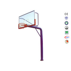 [إين-غرووند] رخيصة خارجيّة [10فت] كرة سلّة موقعة على متنزّه أو فناء خلفيّ