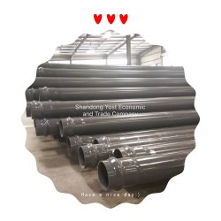 Novakey Pn9 PVC-U de tuyau de pression de la série 1 Bague en caoutchouc & Colle à solvant mixte mixte