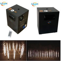 Stage Light Dmx Spark Cold Machine Sparkler Ti Fuochi D'Artificio A Polvere