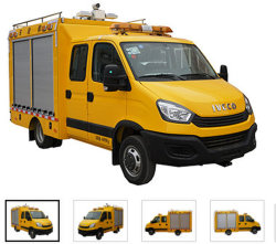 Iveco спасательных транспортных средств с поколения лампы освещения настройка