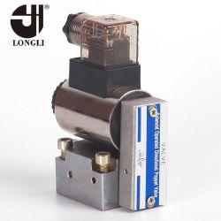 M-SEW6 moteur électrique de Rexroth exploité le champignon du distributeur directionnel