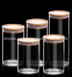 Style de l'échantillon scellé bol en verre borosilicaté élevée