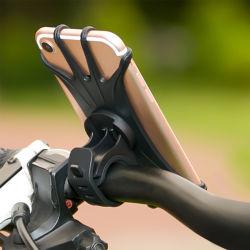 電気スクーターのための移動式アクセサリの電話ホールダーの自転車のバイクの移動式立場