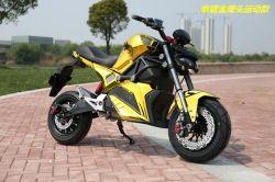 3000W à haute vitesse moto avec QS Moteur électrique alimentée par batterie Lithium