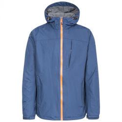 Taslan nylon imperméable Veste pluie anorak à capuchon d'usure de plein air pour les hommes