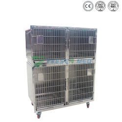 Medicla Hospital Equipment Hot Sale Pet Rabbit Cat Dog Cage