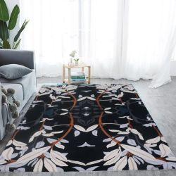 L'hotel domestico della moquette del pavimento delle coperte copre le lane col tappeto della coperta fatte Hande