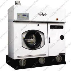 De Machine van het Chemisch reinigen (22kg verwarmde stoom/elektrisch)