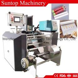 آلة قطع وتلف تلقائي للمطبخ تستخدم رقائق الألومنيوم ورق Roll Baking ورق السليكون rewinder
