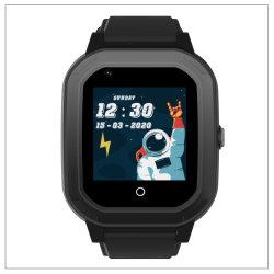 جهاز تعقب ساعة GPS للأطفال الصغار بطاقة GSM مكالمة الطوارئ GPS نظام تعقب الأمان نظام Smart Watch للأطفال