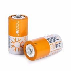 R14 Batterij van de Batterij van de Droge batterij van het Zink van de Koolstof van de Grootte C van de Batterij van C 1.5V 1.5V R14p de Super Op zwaar werk berekende