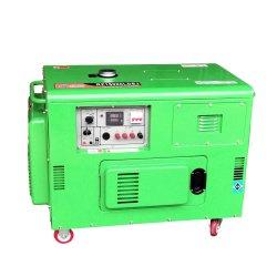 Raise10kw Diesel van het Begin van de tweeling-Cilinder van de Macht de Elektrische Stille Draagbare Prijzen van de Generator