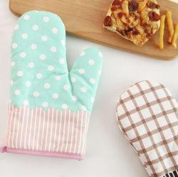 Guanto Heat-Proof della cucina dei guanti di a microonde del guanto mezzo del forno Heat-Proof spesso dei guanti