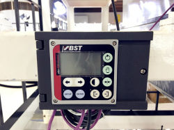 D'éminents et entièrement automatique trois couches Co-Extrusion biodégradable Film agricole machine de soufflage de Polyéthylène à haute efficacité