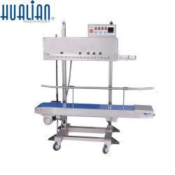 Frm-1120ld Hualian Large bande continue d'étanchéité de la machine pour un sac en plastique