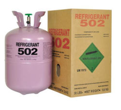 13,6kg einmal-Kühlluft-Kältemittelgaszylinder, Lagertank CE/DOT-Zertifikat