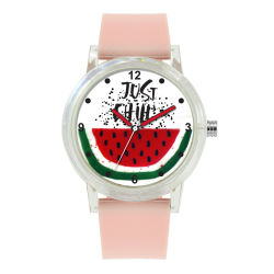 우아한 저가 2021 패션 선물 아이들을 위한 시계 색깔 변화 밴드 실리콘 시계