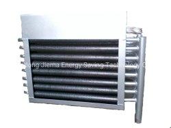 Echangeur de chaleur air du tube à ailettes de l'eau radiateur huile de chauffage