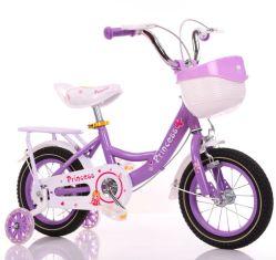 12/14/16/18 polegada Princess bicicletas para crianças com roda de Flash