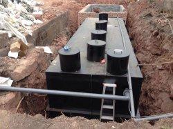 Жилой район сточных вод промышленных сточных вод установка для очистки воды